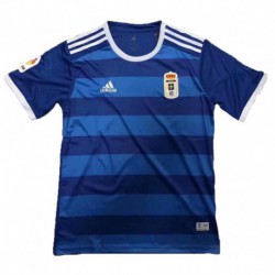 Real oviedo home soccer jersey 2018-201