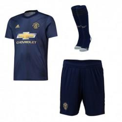 Manchester united third soccer full kit