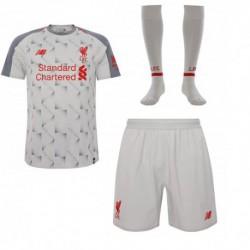 Liverpool third away soccer full kit