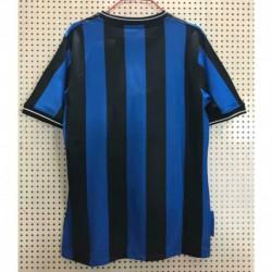 Inter Milan T Shirt Inter Milan Home Shirt 2009 2010 Inter Milan Home Ucl Final Version Retro Soccer Jersey Shirt