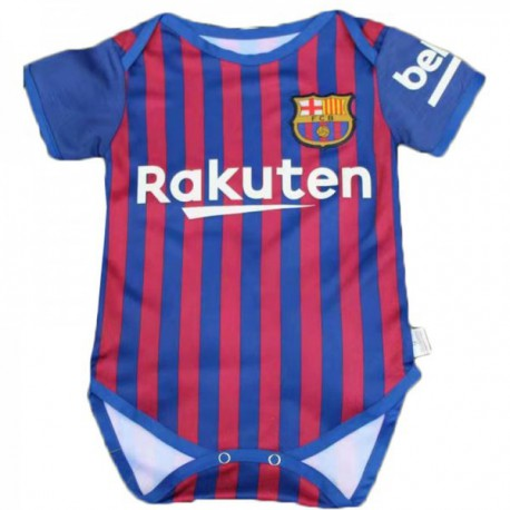 sports shoes a13ff f23b4 Barcelona Baby Blue Jersey,Baby Barcelona Away Kit,Baby Barcelona Home Blue  Infant Crawl Suit 2018-2019