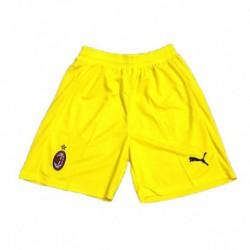 2018-2019 AC Milan Yellow Goalkeeper Short