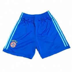 2018-2019 bayern munchen blue goalkeeper short