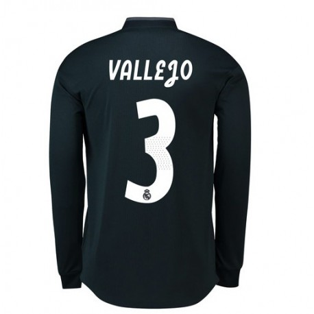 save off c8a91 da4fa Real Madrid Yellow Kit,Jacket Real Madrid Adidas,VALLEJO Real Madrid Long  Sleeve Jersey 2018-2019