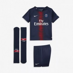 Youth psg home kids sets 2018/19 jersey+shorts+soc