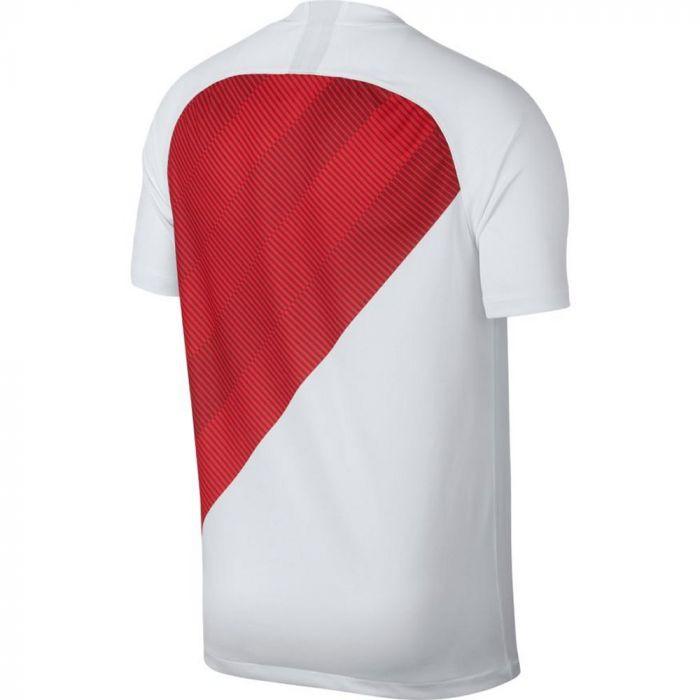 AS Monaco Home Soccer Jersey 2018//19
