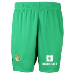 Real betis home shorts 201