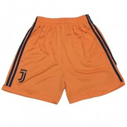 2018-2019 juventus orange goalkeeper short