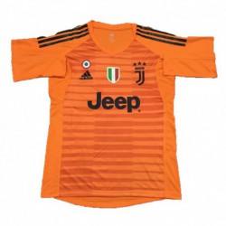 2018-2019 juventus orange goalkeeper soccer jerse