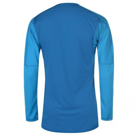 2018-2019 manchester united blue goalkeeper long sleeve soccer jerse