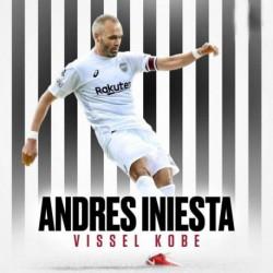 2018 Vissel Kobe Away White Soccer Jerse