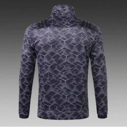 Black camouflage hoodie jacket 2018-201