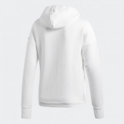 Adidas white z.n.e. fast release hoodie jacket top 2018-201