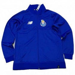Porto blue full zip jacket top 201