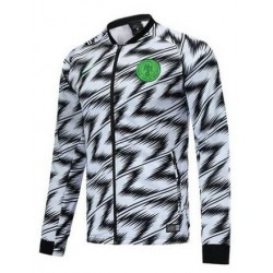 Nigeria full zip jacket top 201
