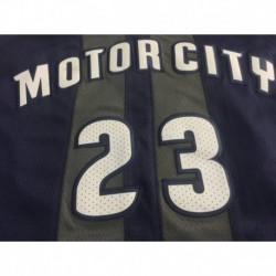 Men NBADetroit Pistons 23 GRIFFIN Swingman City Edition Jersey-201