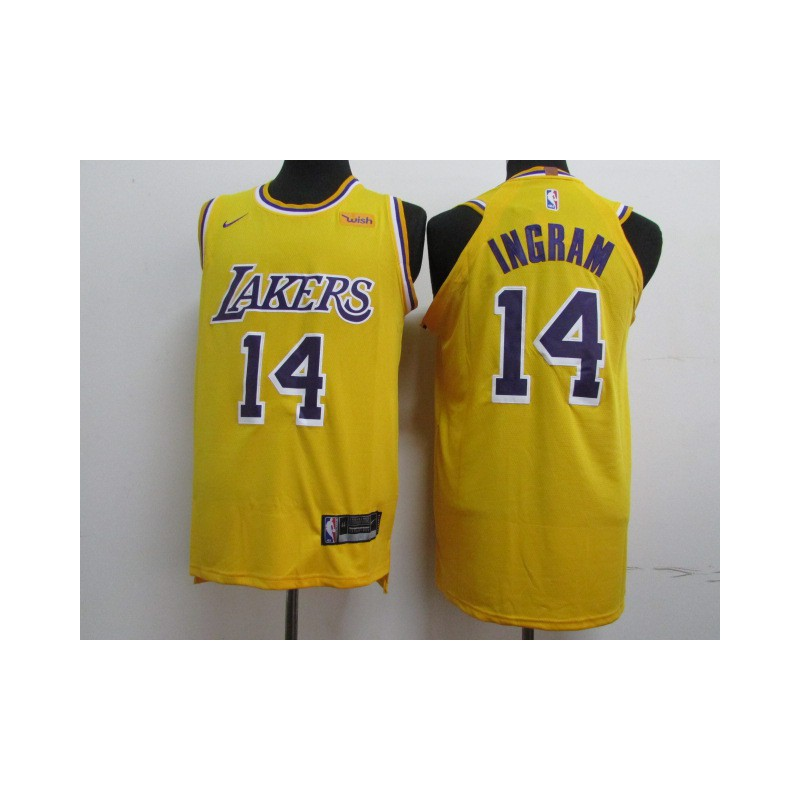 NBA Lakers Jersey 2019,Lakers Nike NBA Jersey,Men NBA Los Angeles ...