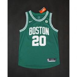 Men NBA Boston Celtics 20 Hayward Statement Swingman Jerse