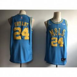 Men NBA Lakers 24 Kobe Bryant Icon Edition Swingman Jerse