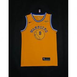 Men NBA Golden State Warriors 9 Andre Iguodala Retro Version Jerse