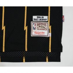 Men NBA Toronto Raptors 1 Tracy Mcgrady Swingman Icon Jerse