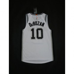 Men NBA San Antonio Spurs 10 Demar Derozan Swingman Icon Jerse