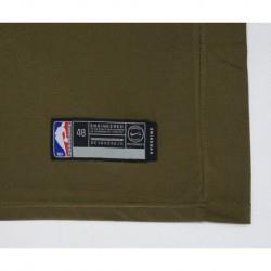 Men NBA Utah Jazz 45 Donovan Mitchell Statement Swingman Jerse
