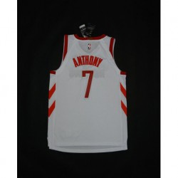 Men NBA Houston Rockets 7 Carmelo Anthony Icon Edition Swingman Jerse