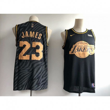 new arrival 926e8 3cd83 City Edition NBA Jersey Lakers,NBA 2k14 Lakers Jersey 2018,Men NBA 2018-19  LeBron James Lakers 23 Icon Edition Swingman Jersey