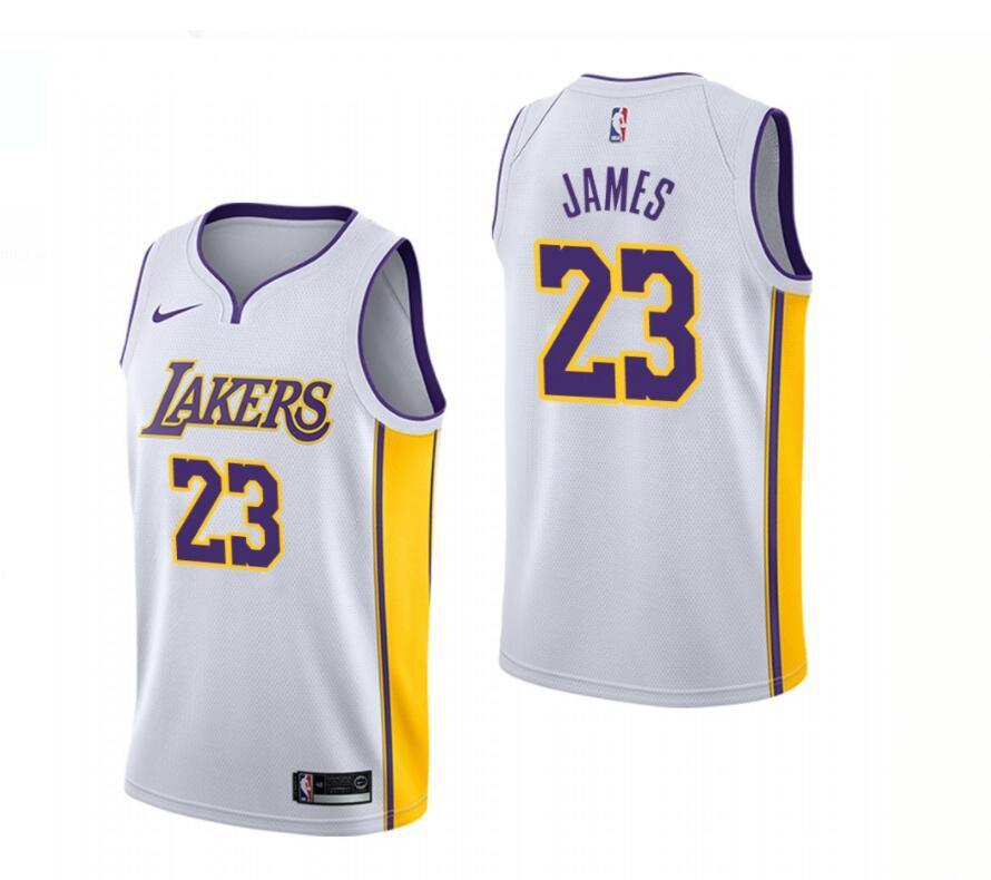 Lakers Hollywood Nights Jersey NBA 2k14,NBA Adidas X The Hundreds Lakers Long Sleeve T Shirt,Men NBA 2018-19 LeBron James Laker