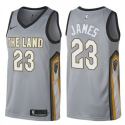 LeBron James Cleveland Cavaliers City Edition Jerse