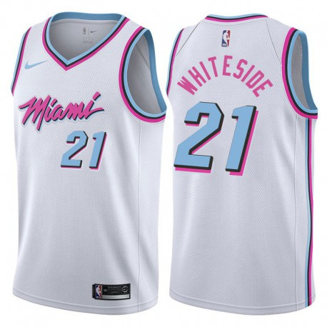 Nba Miami Heat Vice Jersey Nba 2k14 Miami Heat Jersey Hassan Whiteside Miami Heat City Edition Jersey