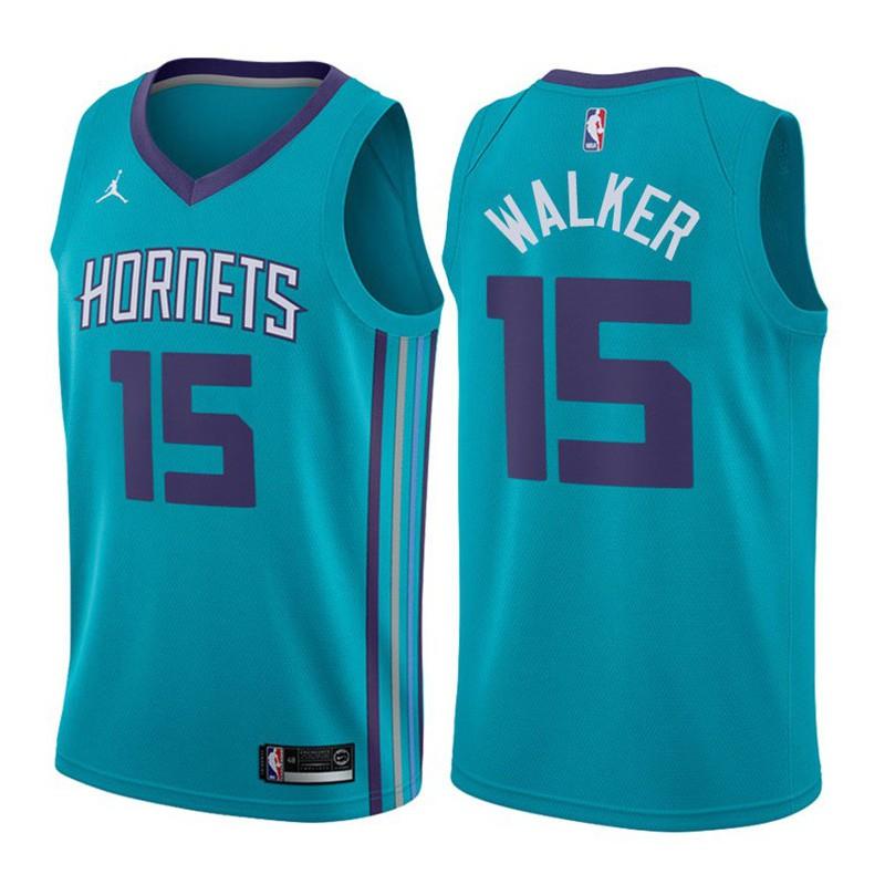 Nike NBA Swingman Jersey Jordan,Lonnie Walker NBA Jersey,Kemba Walker Jordan Brand Charlotte Hornets Swingman Icon Jersey