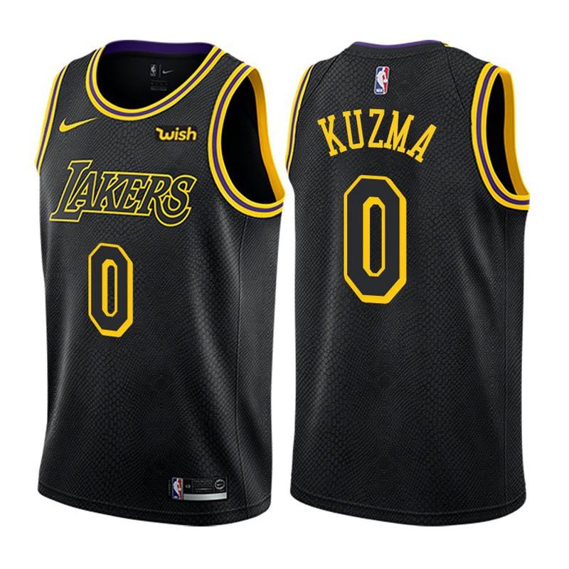 NBA Kyle Kuzma Jersey,Kyle Kuzma NBA Jersey,Kyle Kuzma Los Angeles Lakers City Edition Jersey