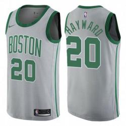 Gordon hayward boston celtics city edition jerse