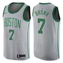 Jaylen brown boston celtics city edition jerse