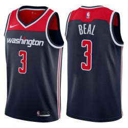 Bradley Bealwashington Wizards Swingman Icon Jerse