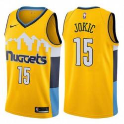 Nikola Jokic Denver Nuggets Swingman Icon Jerse