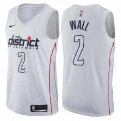 John wall washington wizards city edition jerse