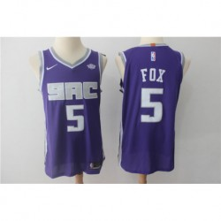 De'aaron fox sacramento kings authentic jerse