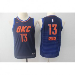 Paul george thunder youth jerse