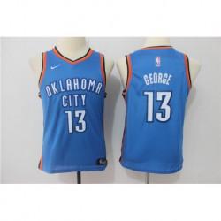 Basketball Short Stitched Pants S-XXL New OKC Oklahoma City Thunder Shorts