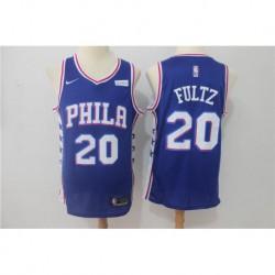 Markelle fultz philadelphia 76ers fans jerse