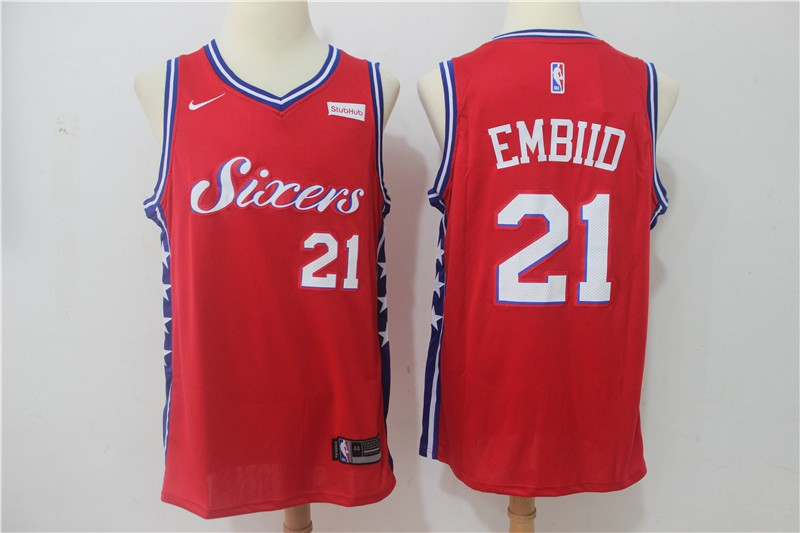 NBA Replica Jersey Sizing,Where To Get Cheap NBA Jerseys,Joel Embiid Philadelphia 76ers Fans Jersey