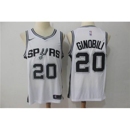 Replica NBA Championship Rings For Sale,Fan Discount Store NBA,Manu Ginóbili San Antonio Spurs Fans Jersey