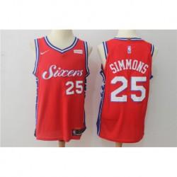 Simmons philadelphia 76ers jerse
