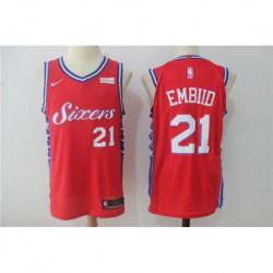 Embiid 76ers swingman jersey 201