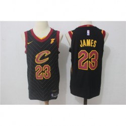 James cavaliers swingman jerse