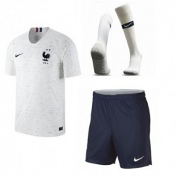 Youth 2 star champions france 2018 world cup away full suit