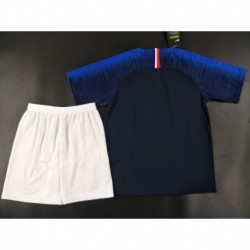 France 2 star champions home youth kits 201